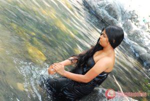 bengali bhabhi sexy back pics bihari bhabhi in wet petticoat blouse