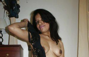 Bengali Girl Without Bra Image