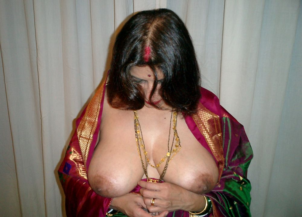 from Rocco half naked woman with saree