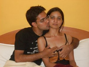 First night honeymoon wife saree bra sex