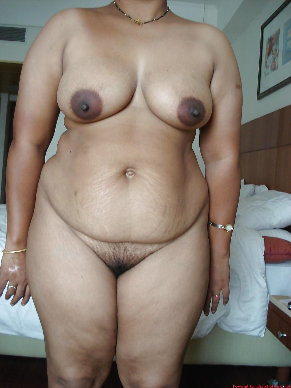photo Aunty fat naked