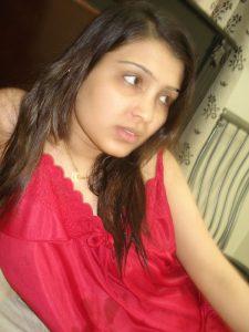 girl using wii dildo