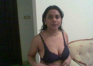Satin silk saree aunty strip saree 8