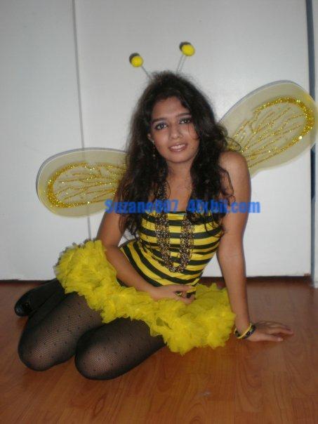 Desi College Girl Transparent Saree Show  New Hd Pics-7384