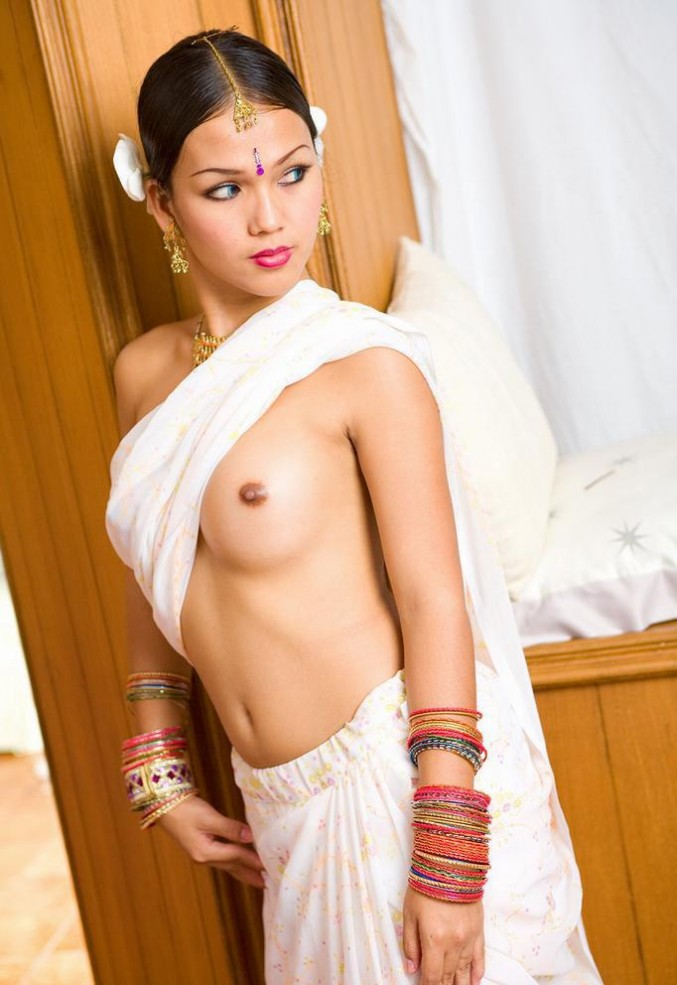 image Newly married desi wife pooja