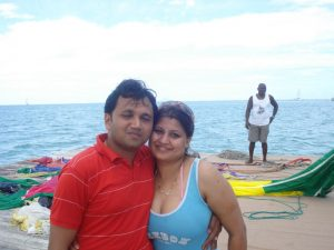 Newly married bhabhi Honeymoon real pic