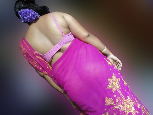 Tamil mallu aunties back pose