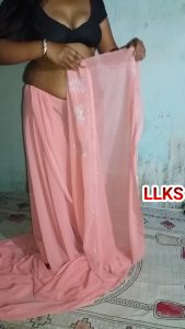 telugu saree wearing aunties