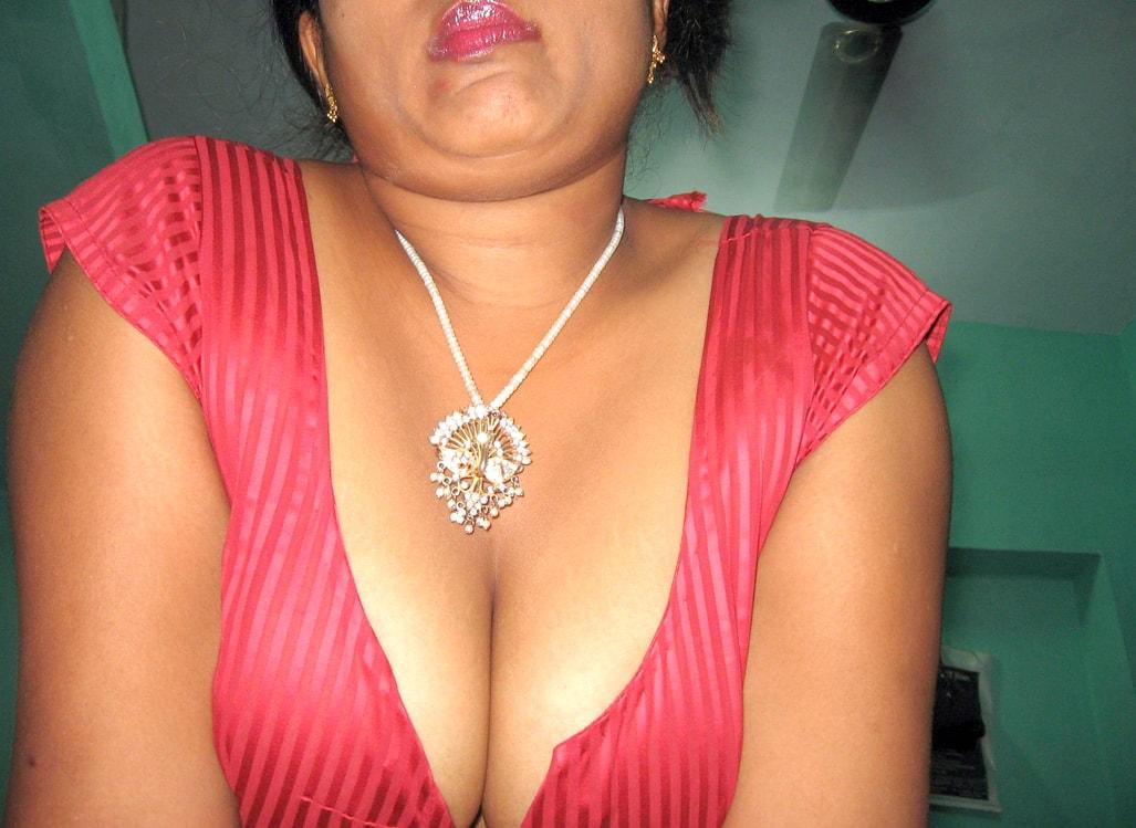 Body, really aunty breast photos