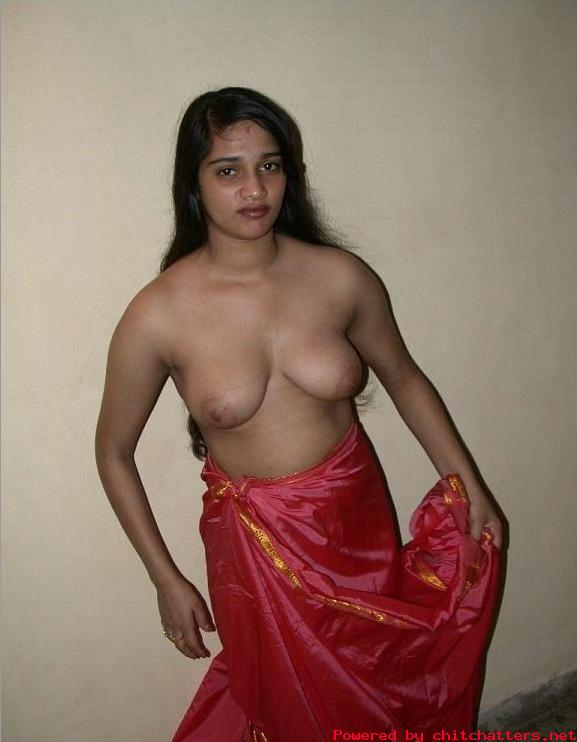 sexy in saree opening nude