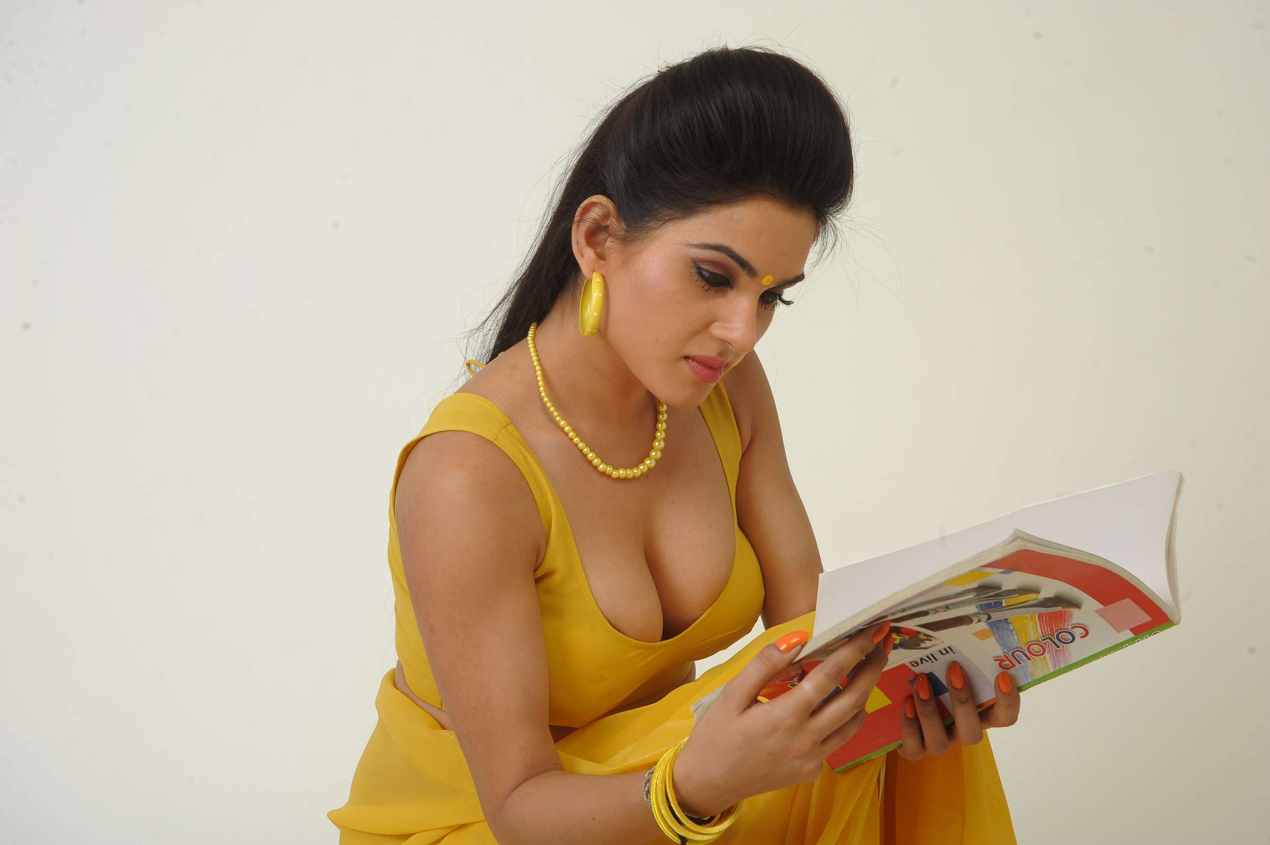 Hot south indian actress cleavage grateful for