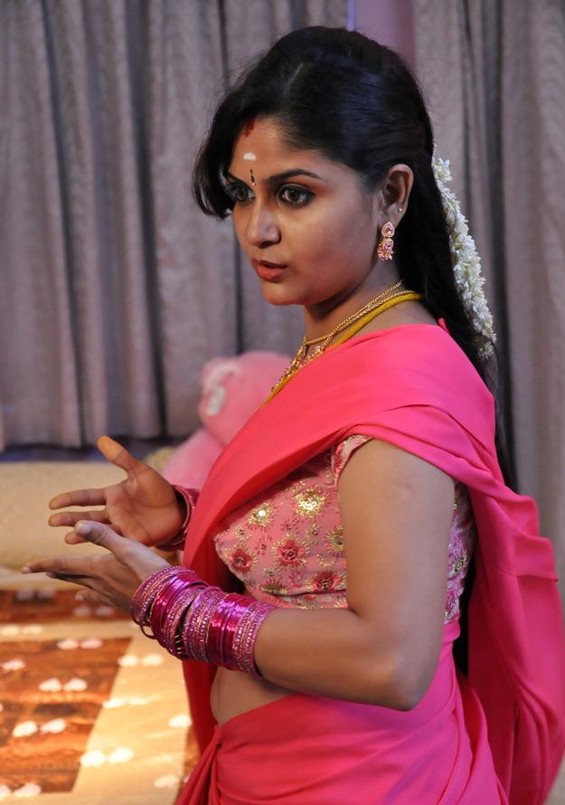 Her name Telugu aunty big boobs