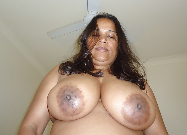 Naked Aunty Fat