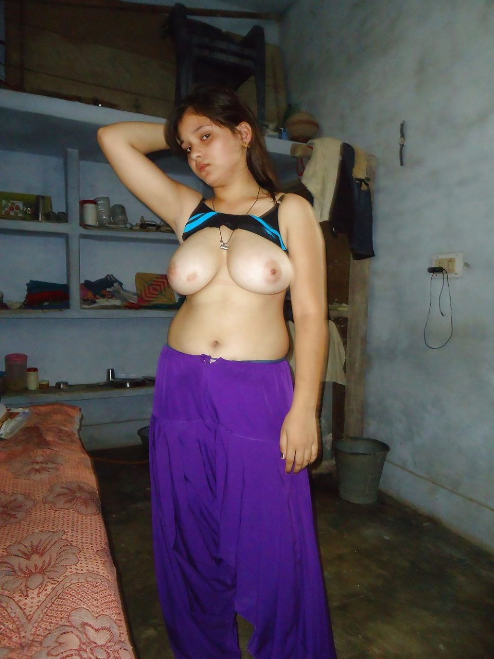 Her showing Namitha boobs bathing nude melons nude
