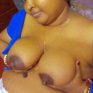 Fat aunty huge tight boobs