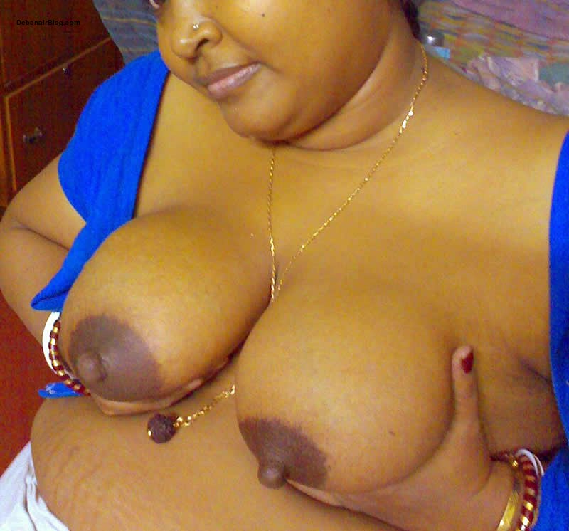 Fat aunty huge tight boobs