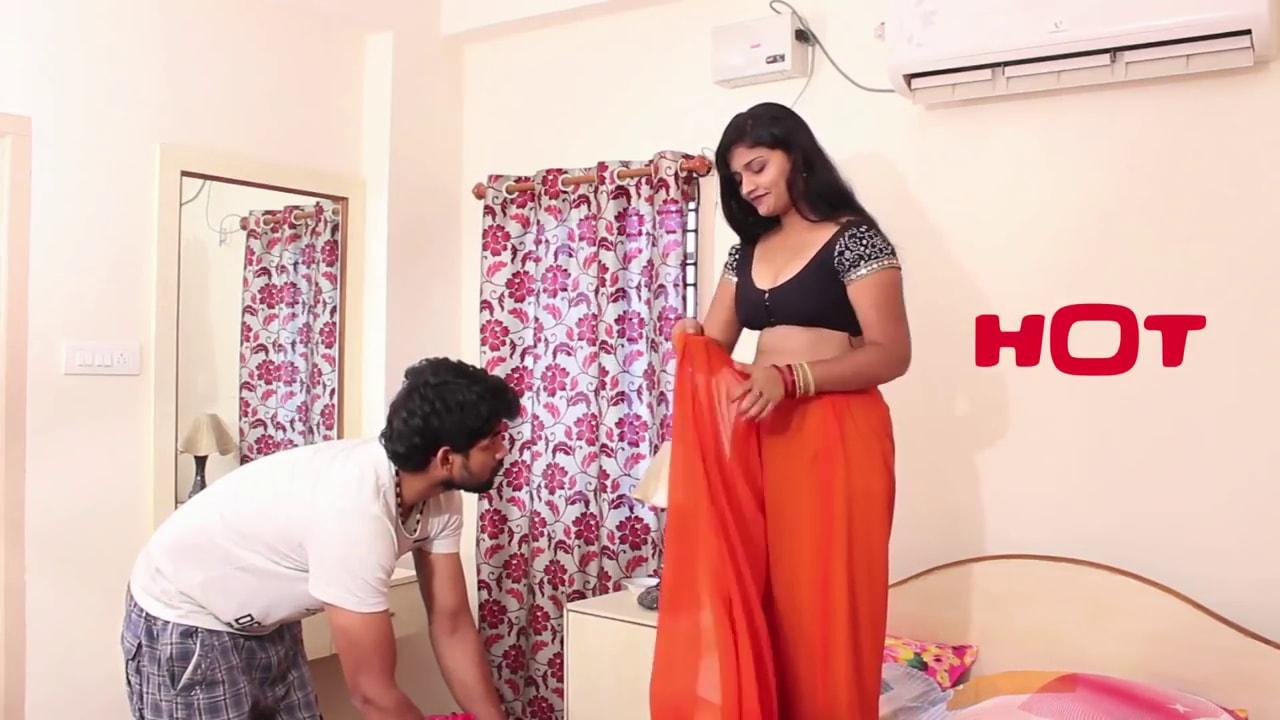 Devar Bhabhi Romance In Saree Blouse And Petticoat -4222