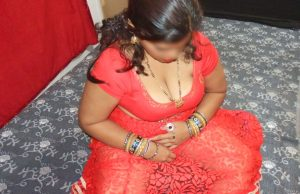 saree girl