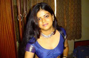 Andhra saree aunty