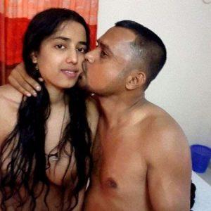 Desi Bride naked