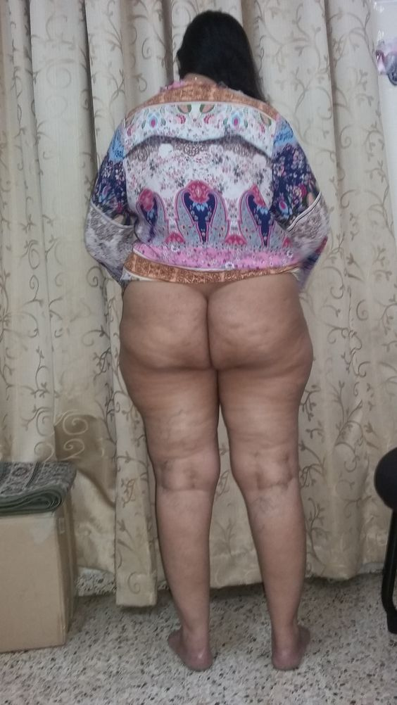 She'll find indian aunties hot legs