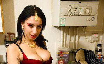 Dehati girl nude image