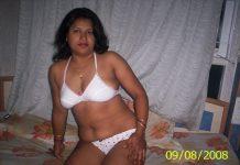 Sexy boob show