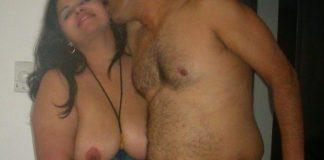 Indian aunty naked bra