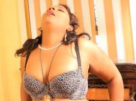 aunties huge cleavage