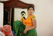 Aunty saree remove stills