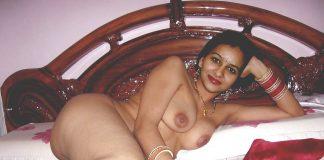 Honeymoon nude pic