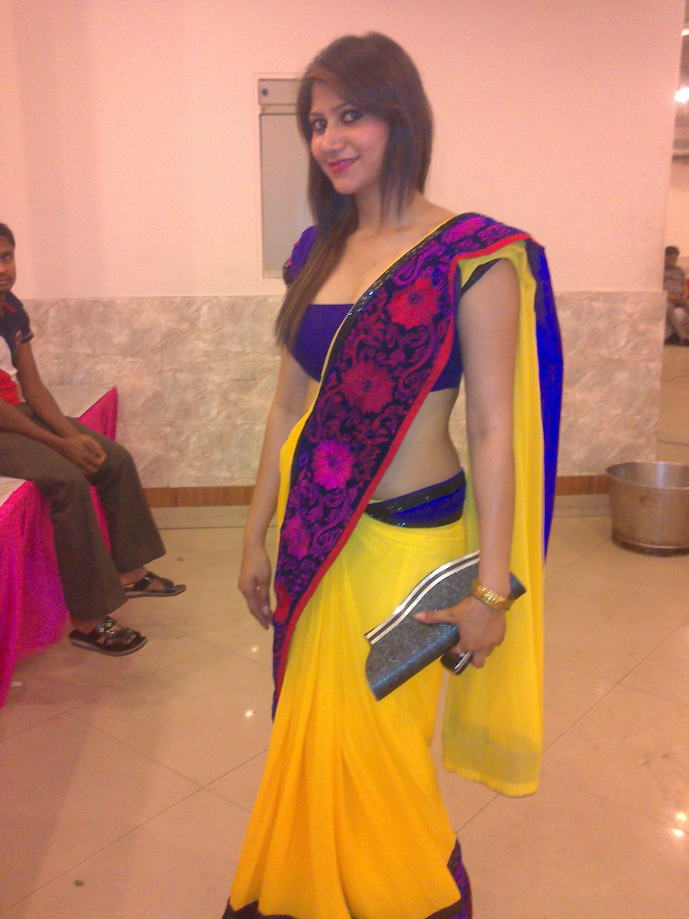 Possible Girls in saree naked final